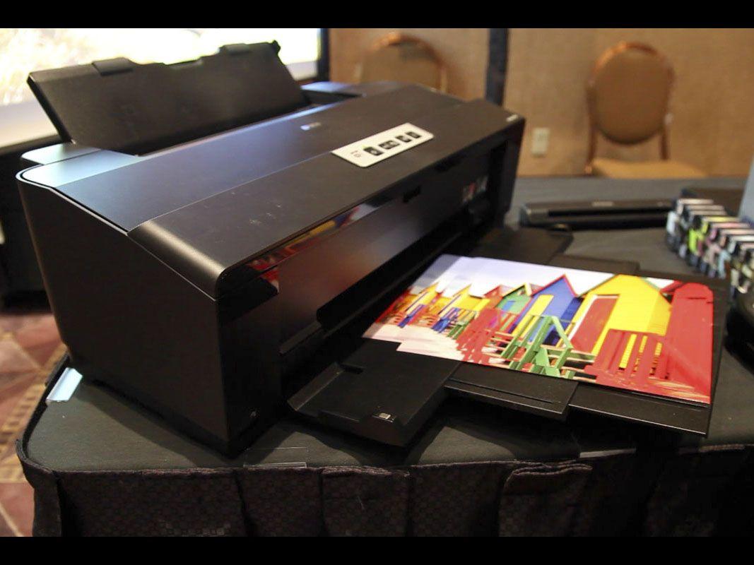 Epson Unveils New A3 Printer Techradar