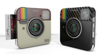 Polaroid agrees to bring Socialmatic 'real Instagram camera' concept to life