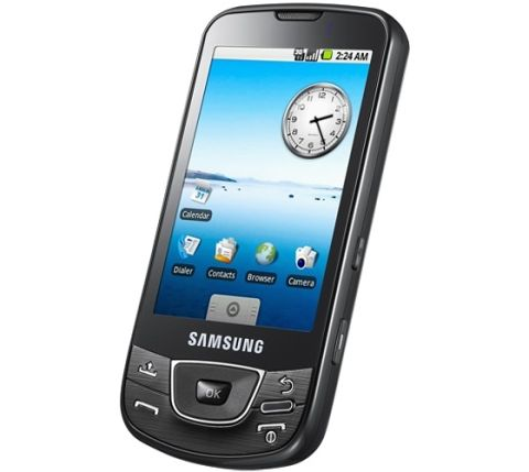 TechRadar's Samsung i7500 Galaxy review