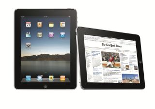 Actually, we're quite excited about the iPad 4