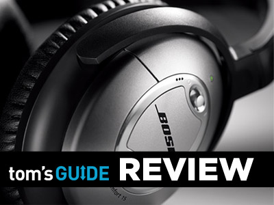 Bose QuietComfort 15 Review: Noise Cancelling Headphones | Tom's Guide