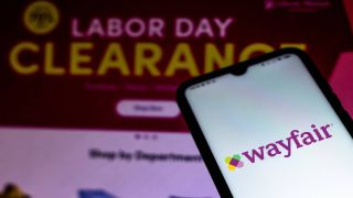 Wayfair Labor Day sales