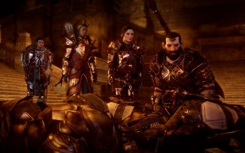 Dragon Age The Descent 1
