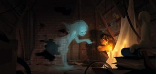 How to design a set for an animated film