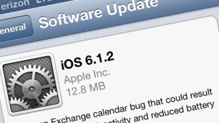 Apple iOS 6.1.2 fixes battery drain, but passcode vulnerability remains
