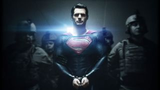 What if Man of Steel was in colour?