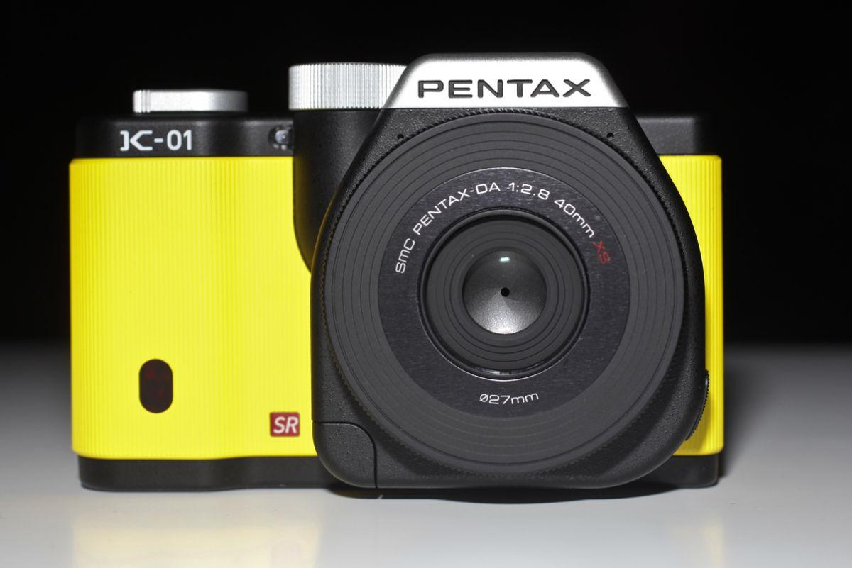 Pentax k-01 add on improvements: Pentax SLR Talk Forum ...