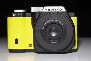 Pentax K 01