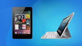 2012 Nexus 7 & Belkin QODE case