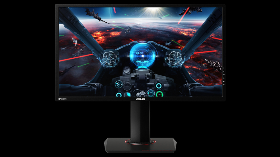 Asus' FPS-counting gaming monitors help you be a smooth operator