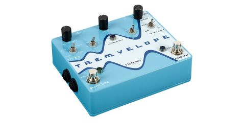 More versatility is available via expression pedal and trigger inputs