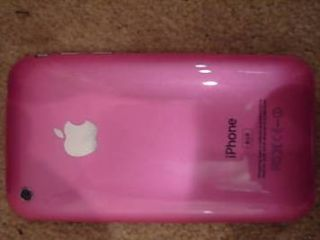 The pink iPhone