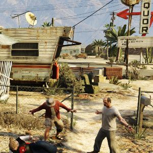 Explore Blaine County in new GTA 5 tourism video