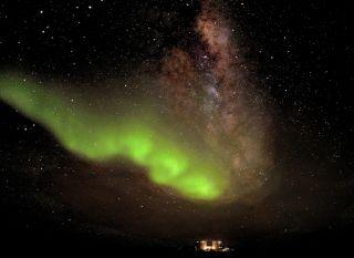 Aurora Over Concordia