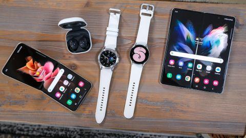 Samsung Galaxy Unpacked August 2021
