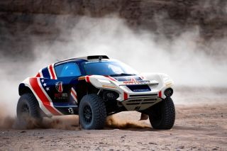 Extreme E live stream: how to watch electric SUV off-road racing for free