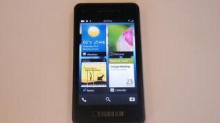 BlackBerry 10 phone