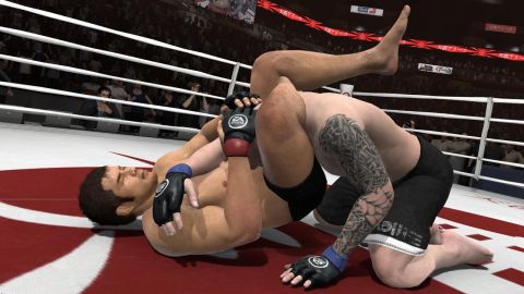 Ea Sports Mma Review Gamesradar