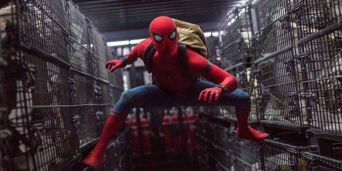 Tom Holland - Spider-Man: Homecoming