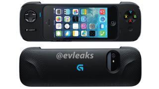 Logitech Gamepad leaks, turns your iPhone 5S into a portable console
