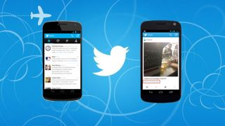 Twitter app update or Android devices