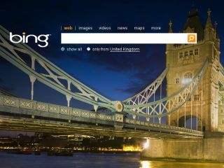 Bing - doesn't think much of itself
