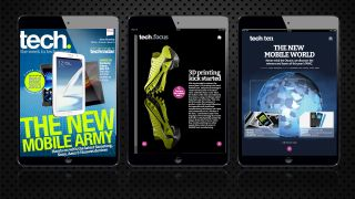 tech. issue 14 - grab it from iTunes now!