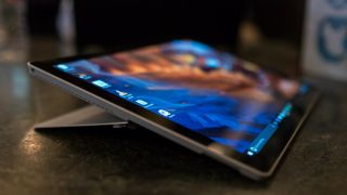 Microsoft Surface Pro 4 is a convertible Windows tablet