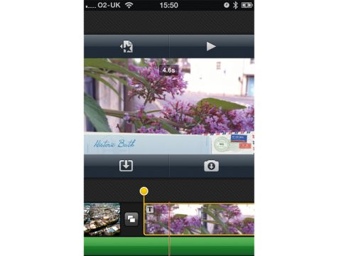 Apple iMovie (iPhone app)