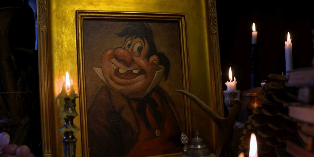 Le Fou in the Beauty and the Beast Sing-a-Long