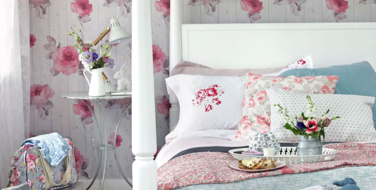 5 reasons why... the cottagecore bedroom is the spring trend we're predicting will last and last