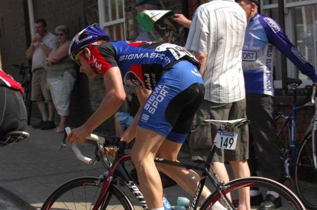 Dan Duguid Lincoln Grand Prix 2008