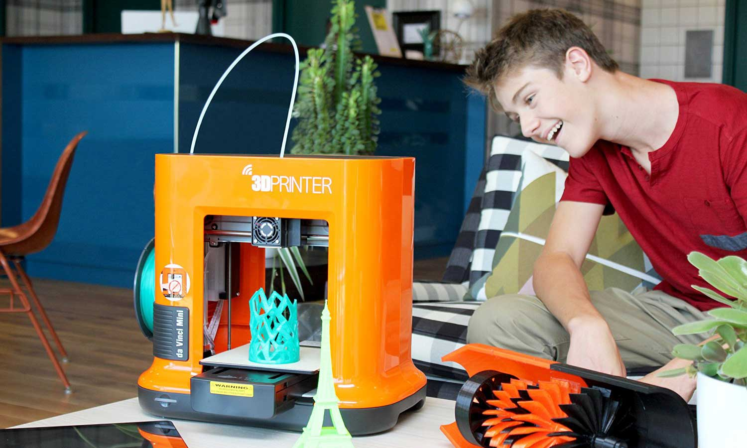 XYZ da Vinci Mini 3D Printer Review | Tom's Guide
