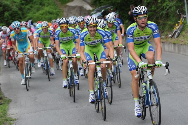 Liquigas, Giro d'Italia 2010, stage 19