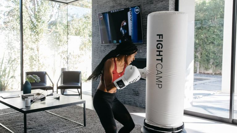boxing workout 12-minute full body workout