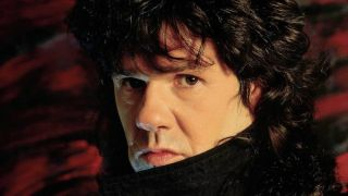 A close-up of Gary Moore