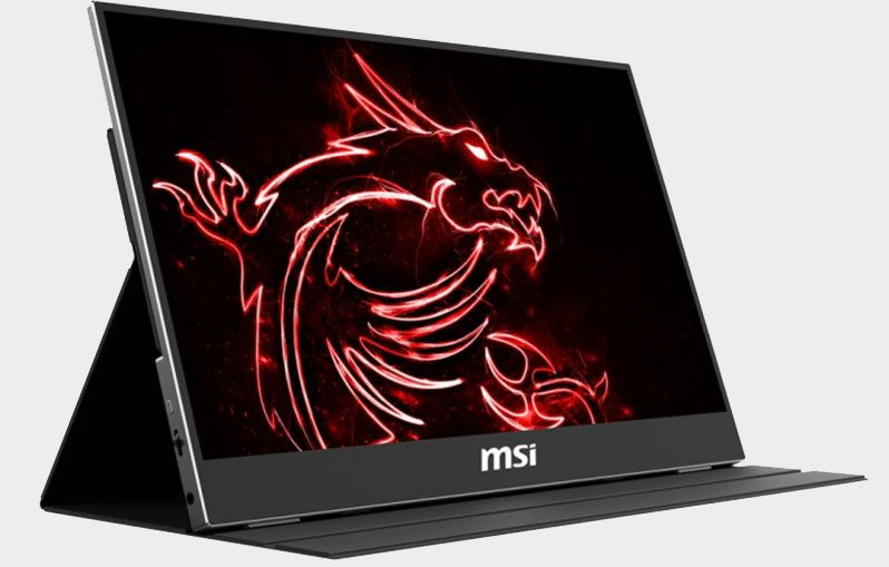 MSI is making a portable IPS gaming display with a 240Hz refresh rate