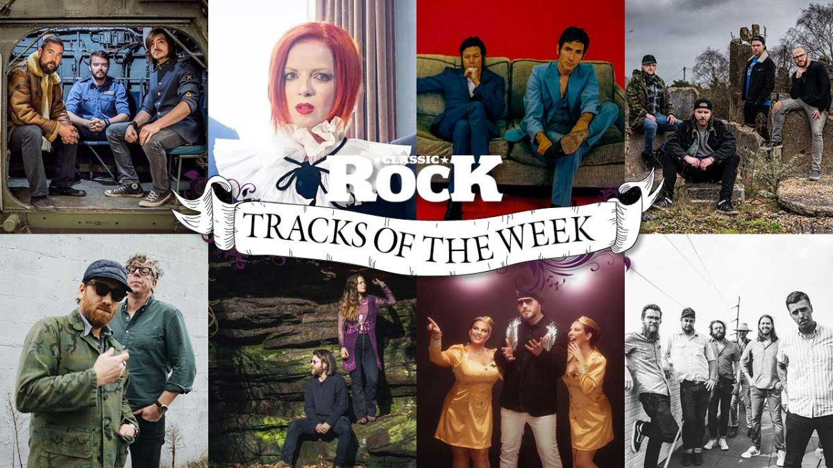 Tracks of the Week: new music from Garbage, Seafoam Green and more