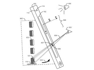 Apple patents 3D eye-tracking interface