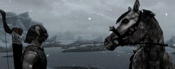 The Elder Strolls, Part 3: Off to Meet the Blizzard | PC Gamer