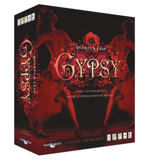 Quantum Leap Gypsy: a strange brew.