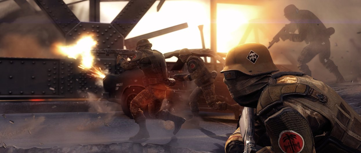 Wolfenstein The New Order Letters Gold And Health Locations Guide Gamesradar