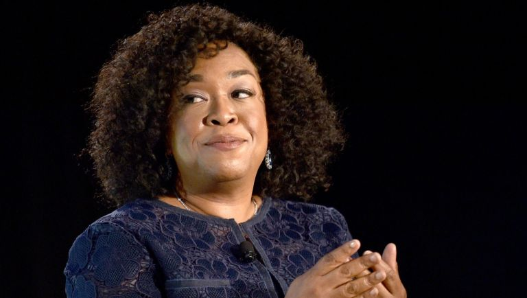 Television producer Shonda Rhimes speaks at the 2016 Vulture Festival at Milk Studios on May 22, 2016 in New York City.