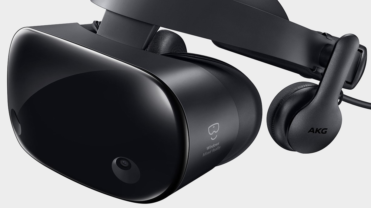 Samsung's first-gen Mixed Reality headset is $250 off right now