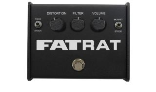 The Fat RAT follows previous tweaks on the classic design, including Turbo RAT and You Dirty RAT