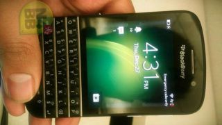 BlackBerry N Series BB10 handset leaked again