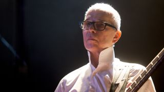 Tony Visconti: he and Eventide have got something to tell you, but not yet...
