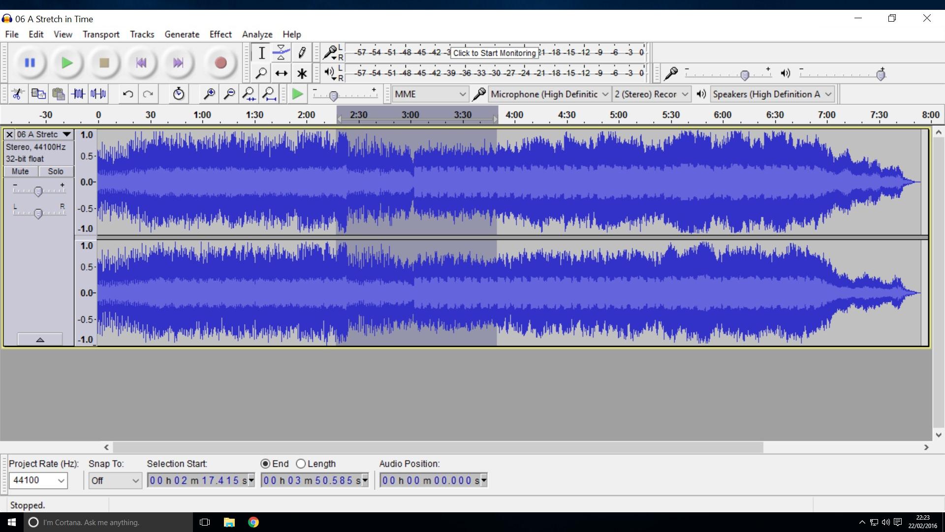 The best free audio editor 2017 - MGI Distribution