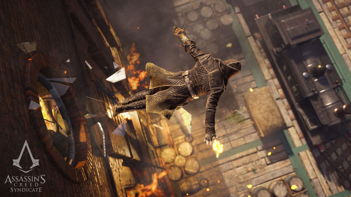 Assassin S Creed Syndicate Has A Long List Of Day 1 Bugs Techradar