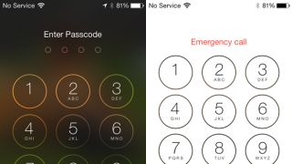 Latest iOS 7 bug allows calls to be made from a locked iPhone